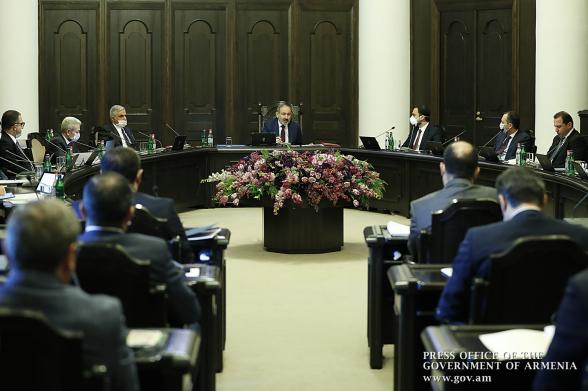 Режим ЧП в Армении продлен еще на месяц