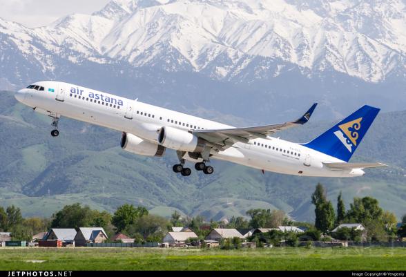 Казахстан с 17 августа возобновляет полеты в ряд стран