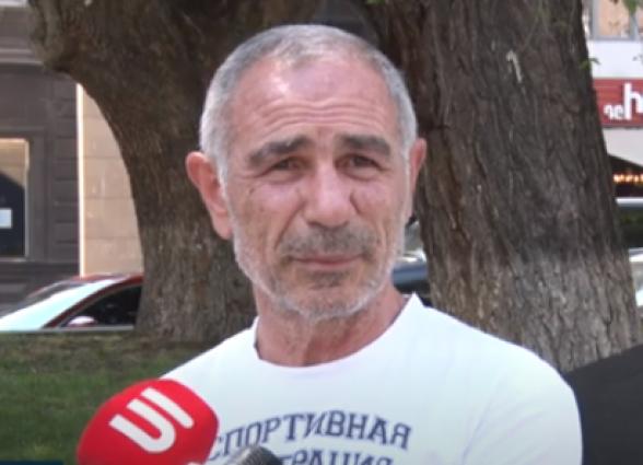 Աշխարհի նախկին չեմպիոն Իսրայել Հակոբկոխյանն անժամկետ հացադուլ է սկսել