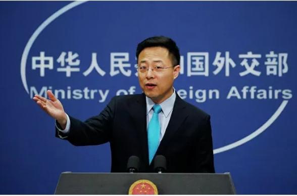 Китай обвинил Помпео в распространении «политического вируса»