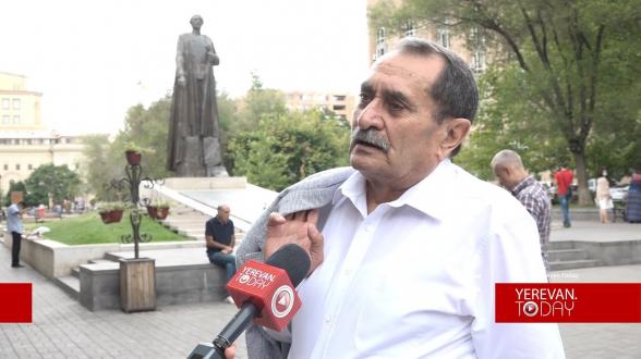 Бюджет РА разворовывается благодаря этим ненасытным – Гурген Егиазарян (видео)