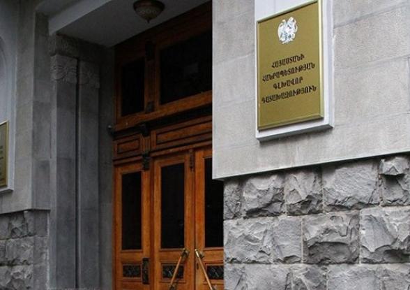 Հայաստանում «օրենքով գող» ու «զոն նայող» են ձերբակալվել. դատախազություն