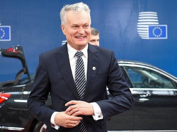 Президент Литвы отказался считать Лукашенко легитимным главой Белоруссии