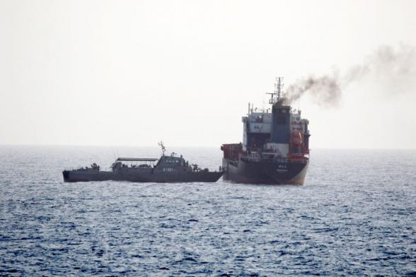 США задержали 4 танкера с иранским топливом