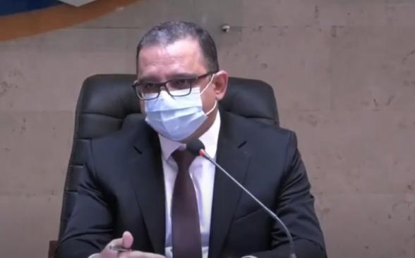 Пресс-конференция министра экономики РА Тиграна Хачатряна (прямой эфир)