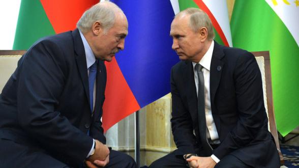 Путин и Лукашенко встретятся в Москве в ближайшие 2 недели