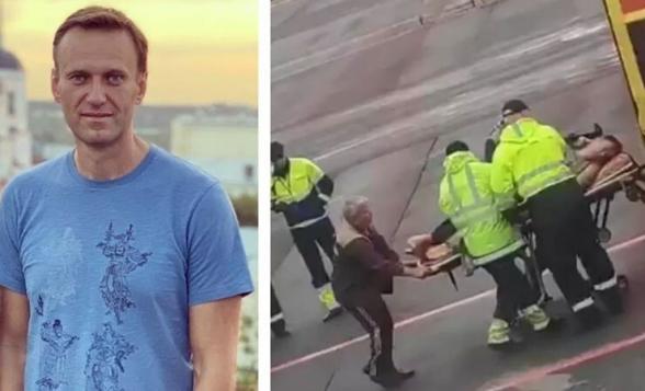 Оппозиция ФРГ призвала правительство Германии предоставить убежище Навальному