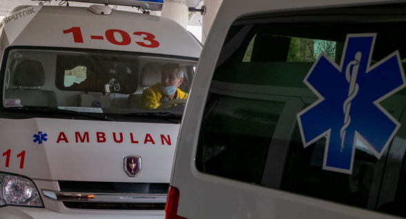 Գեղարքունիքում ավտոմեքենան ընկել է Սևանա լիճը․ փրկարարները ավտոմեքենայից դուրս են բերել 32-ամյա վարորդի դին