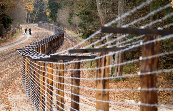 Лукашенко закрыл границу Белоруссии с Польшей и Литвой