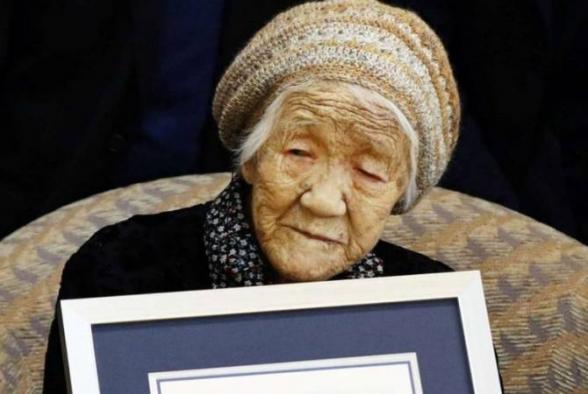 Մոլորակի ամենատարեց բնակչուհին հասել Է երկարակեցության ռեկորդի