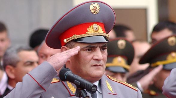 Предварительное следствие дела о смерти экс-главы полиции Армении близится к концу – «Жоховурд»