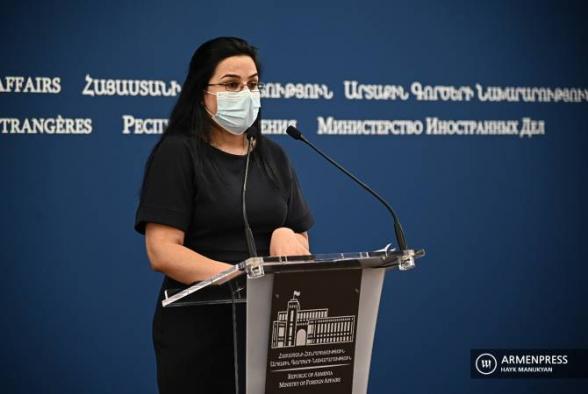 Азербайджан должен подготовиться к мирному урегулированию конфликта – МИД Армении