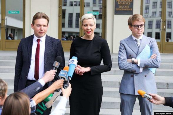 Суд оставил под арестом белорусского оппозиционера Илью Салея