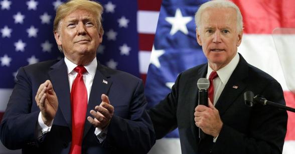 Байден и Трамп сойдутся на первых предвыборных теледебатах