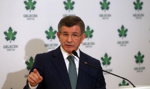 Թուրքիայի նախկին վարչապետ Դավութօղլուն կառաջադրվի 2023-ի նախագահական ընտրություններում