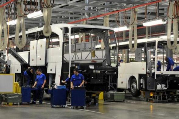 Թուրքիայից Ռուսաստան արտահանվող մեքենաշինական արտադրանքի ծավալներն աճել են 376%-ով