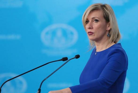 Захарова призвала ориентироваться на заявления МИД РФ, а не на азербайджанские комментарии
