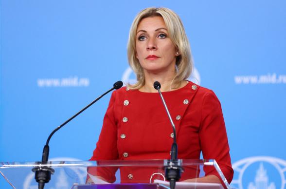 Лавров проводит интенсивные контакты по ситуации в зоне Карабахского конфликта – Захарова