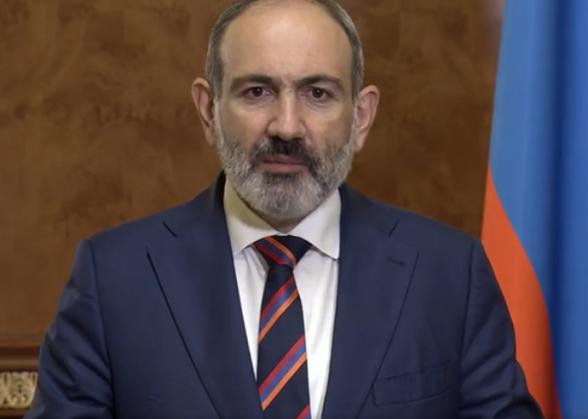 Никол Пашинян выступил с обращением к нации (видео)