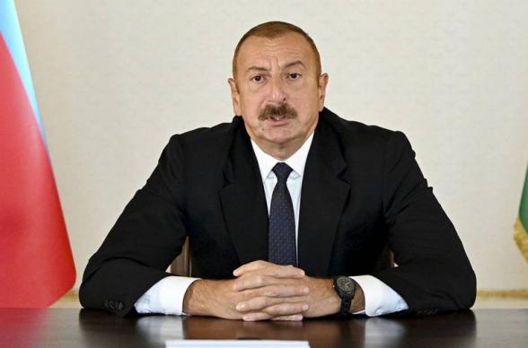 Ալիևի հրամանագրով՝ սեպտեմբերի 28-ից Ադրբեջանի ամբողջ տարածքում ռազմական դրություն կսահմանվի