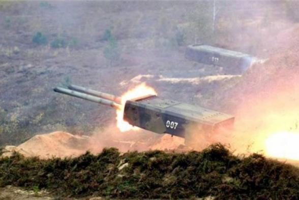 Использование противником тяжелых огнеметных систем «ТОС» было неэффективным (видео)