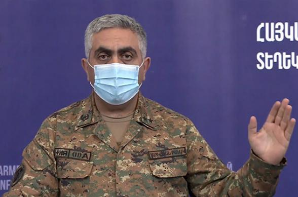 У армянской стороны нет живых пленных азербайджанских военнослужащих – Ованнисян