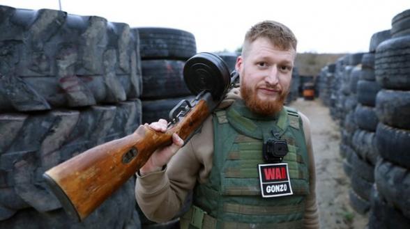 Հայտնի ռուսաստանցի ռազմական լրագրող Պեգովը ուղղևորվում է Ստեփանակերտ