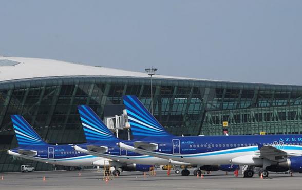 Ադրբեջանը դադարեցրել է ավիահաղորդակցությունը Նախիջևանի հետ
