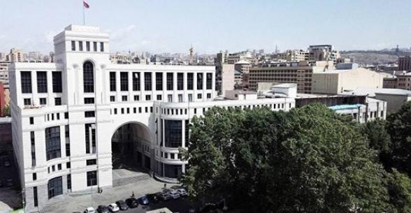 Արցախի ժողովուրդը մարտնչում է թուրք-ադրբեջանական դաշինքի դեմ. ՀՀ ԱԳՆ