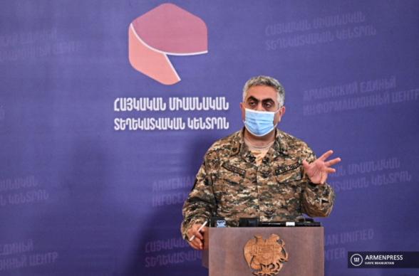 Հակառակորդը նոր լայնամասշտաբ հարձակման ընթացքում արդեն կորցրել է ավելի քան 370 զինվորական