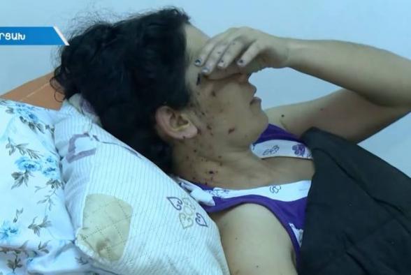 В результате действий ВС Азербайджана погиб 9-летний ребенок (видео)