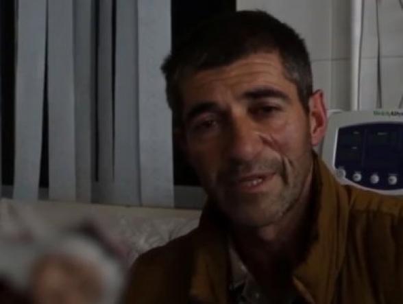 Երեխեքին դուրս ենք հանել, որ փախնեն, բայց չենք հասցրել․ պատմում է 9-ամյա դստերը կորցրած Իգորը (տեսանյութ)