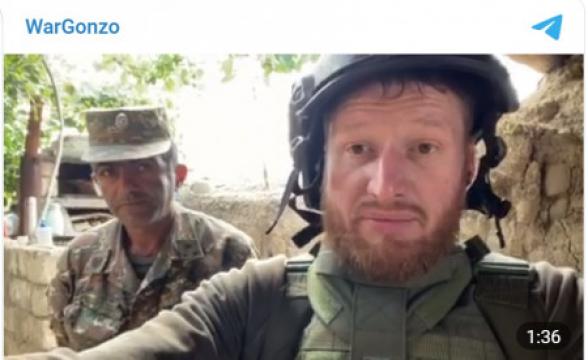 Подразделения Армии обороны уничтожили опорный пункт ВС Азербайджана в районе Мирбашира (видео)