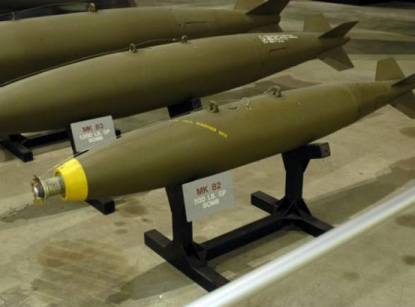 Անկարայից Բաքու է թռչում ռազմատրանսպորտային ինքնաթիռ.Օդանավում գտնվում են MK 82 ավիացիոն ռումբեր