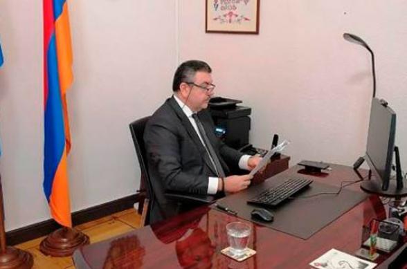 «Мы полны решимости нейтрализовать намерения этого турецко-азербайджанского союза»: Виктор Биягов выступил на заседании постоянного совета ОДКБ