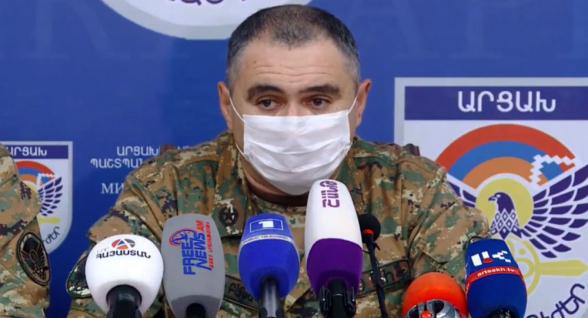 Հայկական կողմը հետ է վերցրել նախկինում կորցրած որոշակի դիրքեր. ՊԲ հրամանատար տեղակալ (տեսանյութ)