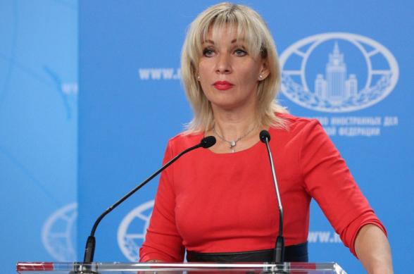Механизмы урегулирования нагорно-карабахского конфликта есть, и Москва играет в этом вопросе активную роль – Захарова (видео)