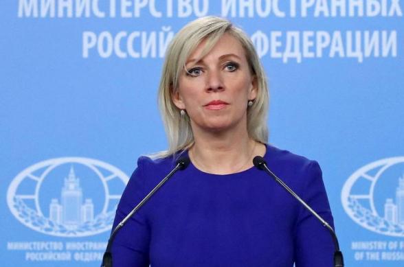 Мировое сообщество на редкость едино в вопросе конфликта в Нагорном Карабахе – Захарова