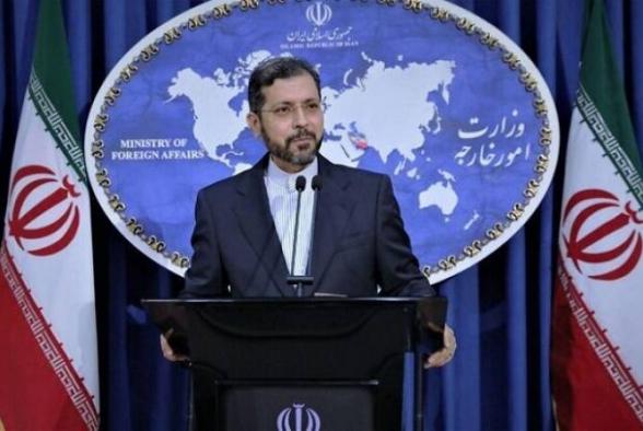 Иран не допустит размещения террористов вблизи своей северной границы – пресс-секретарь МИД
