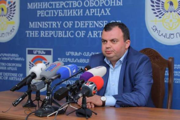 Военно-политическая обстановка в Арцахе: пресс-конференция (видео)