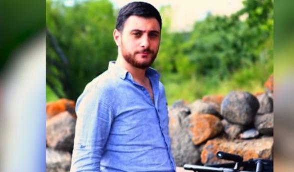 Ранен оператор телеканала «Армения» Арам Григорян
