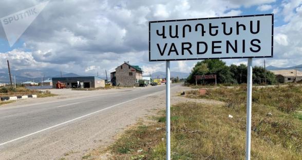 ВС Азербайджана подвергли артиллерийскому обстрелу автодорогу Варденис-Сотк – Шушан Степанян
