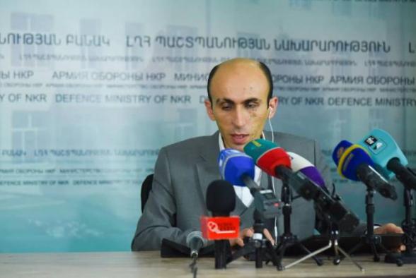 Ադրբեջանն օգտագործել է մարդասիրական իրավունքով արգելված կասետային ռումբեր. Արցախի ՄԻՊ