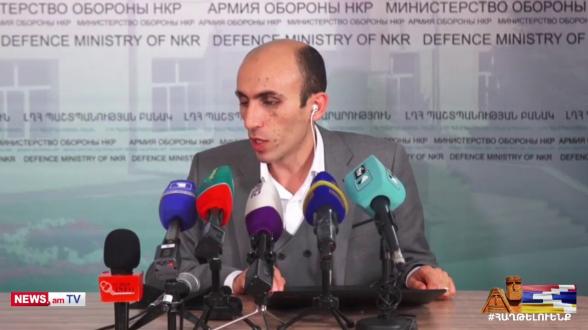 Զոհված հայ զինծառայողների որոշ մարմիններ ադրբեջանական ԶՈՒ-երի հսկողության տակ են․ Արցախի ՄԻՊ (տեսանյութ)