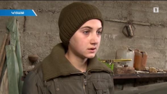14 տարեկան Վահեն անցել է 250 կմ ու Արցախից ընտանիքին հասցրել Հայաստան