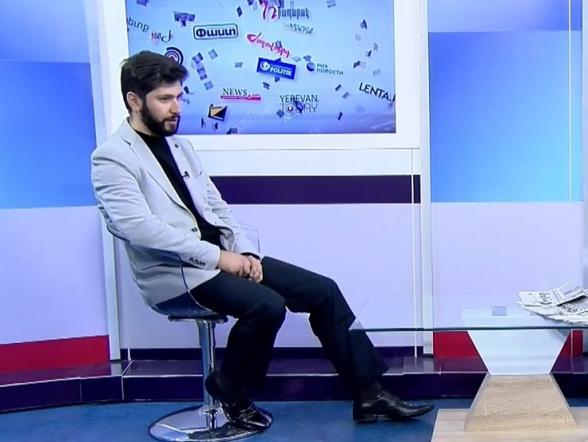 С военной точки зрения единственным государством, способным сдержать Турцию, является Россия – Бениамин Матевосян (видео)
