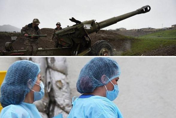 Համախմբում բժիշկների ու զինվորականների շուրջ