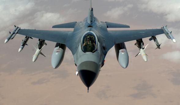 Վերջապես Ալիևը խոստավանեց Ադրբեջանում F-16 կործանիչների առկայության մասին