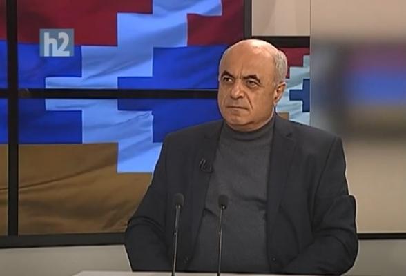Это прикрытый конфликт между Россией и Турцией посредством армий Армении и Азербайджана – Ерванд Бозоян (видео)