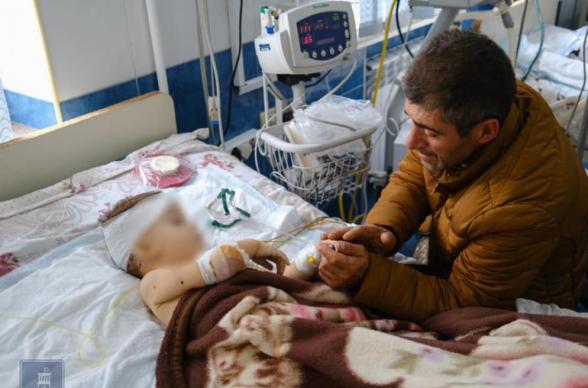 «Արցախի երեխաները գոյաբանական վտանգի տակ են». Հենրիխ Մխիթարյանն ու ՅՈՒՆԻՍԵՖ-ի Բարի կամքի մի շարք այլ դեսպաններ դիմել են ՄԱԿ-ին
